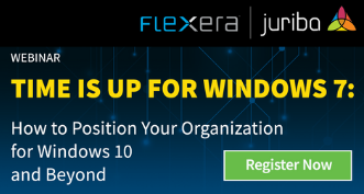 Flexera - Juriba webinar