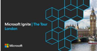 MS Ignite 2019 tour