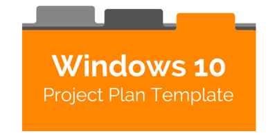 Download free Windows 10 Project Plan Template