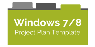 Download free Windows 7/8 Project Plan Template